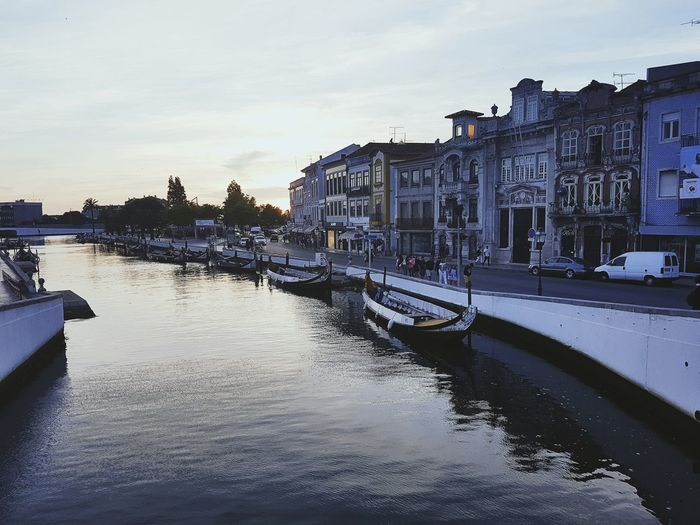 Water Travel Destinations Sky Sea No People Outdoors Architecture Day aveiro Portugal