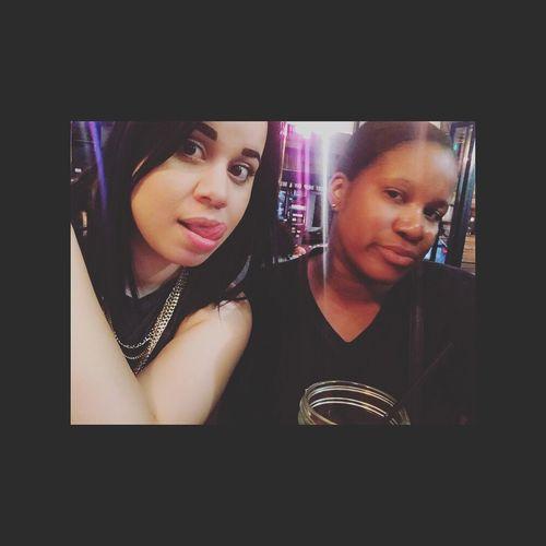 Ineedatan Selfie ✌ Photo Black Hair Quick Pic Funnight Lowereastside May Beautifulweather Friendship 2016 Feelingnice Margrita Time :))) SanLocos StantonStreet