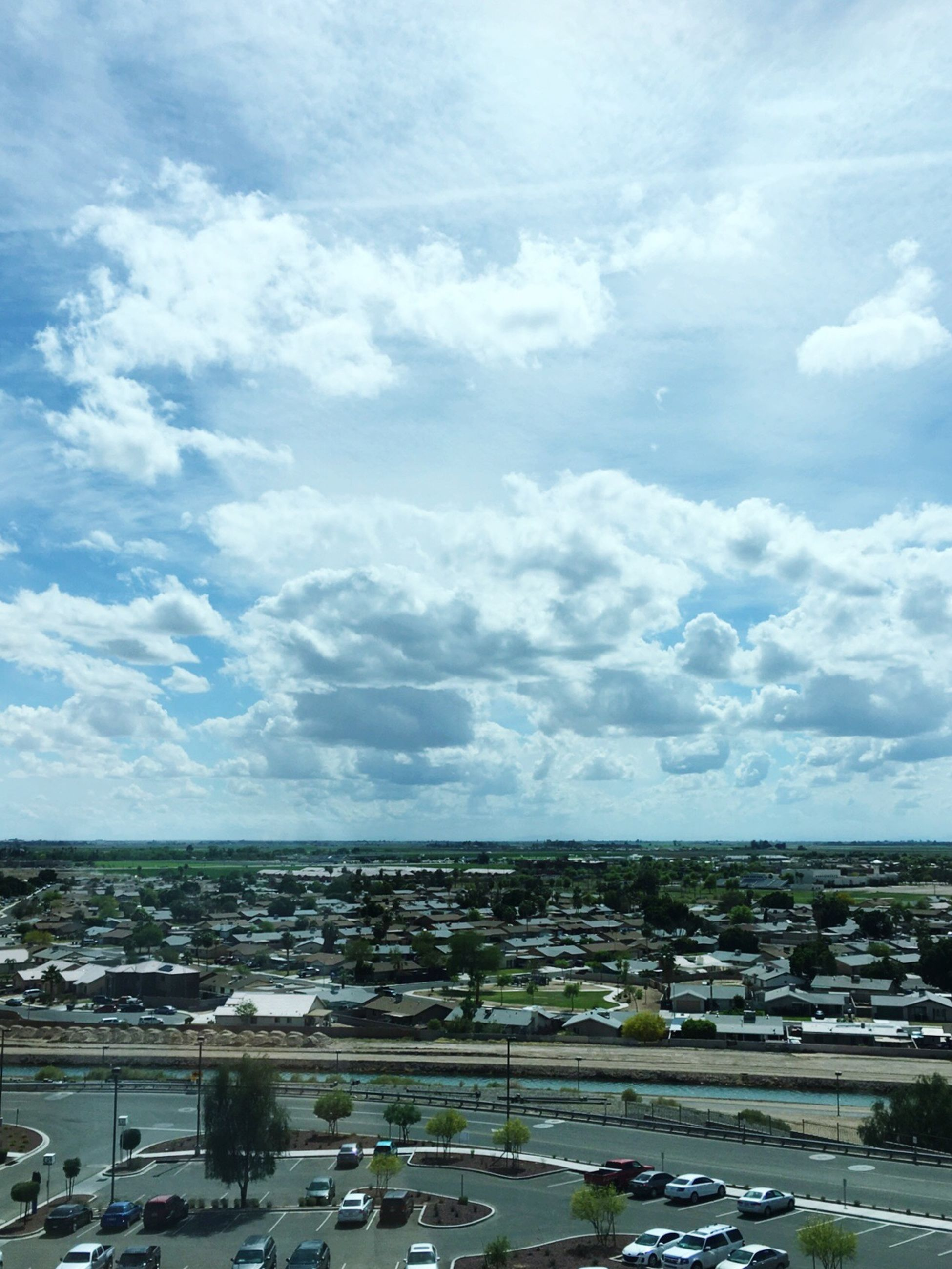 transportation, sky, mode of transport, travel destinations, sea, cloud - sky, vacations, tourism, cloud, aerial view, water, tranquility, day, tranquil scene, distant, summer, outdoors, majestic, scenics, nature, cloudscape, ocean, no people, city life, cloudy