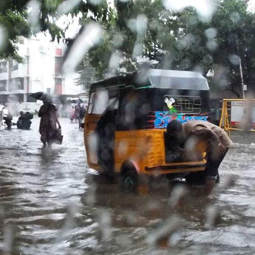 Insta India - Carburettor Flooded ? Instaindia Flood Chennaiunderwater Wet Verywet Chennairains