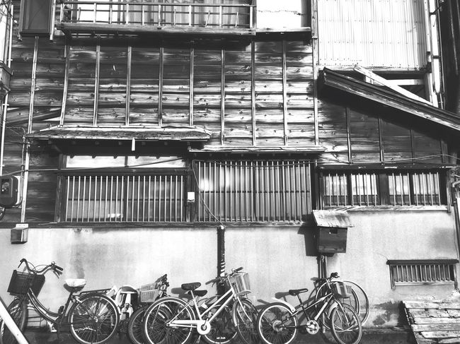 Countryside Life Walking Around @ Shibata City Bycicles Japanese Style Home Blackandwhite The Scenery That Tom Saw Tomの見た世界 IPhoneography The Week On EyeEm