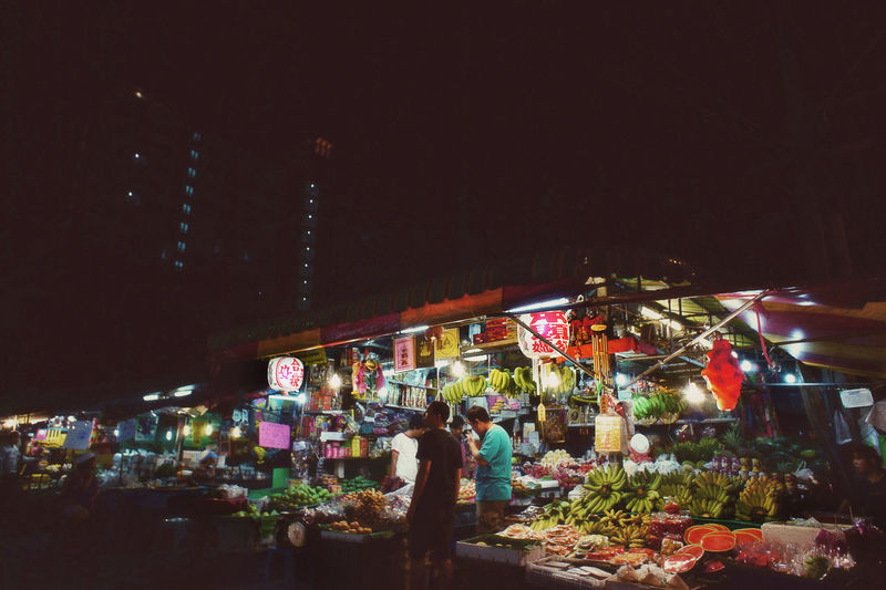 City Life Citylife Convenience Store Market Market Stall Night Nightphotography Residential District Store Streetphotography Tropical Fruits SonyNex3 Urban Lifestyle Spotted In Thailand