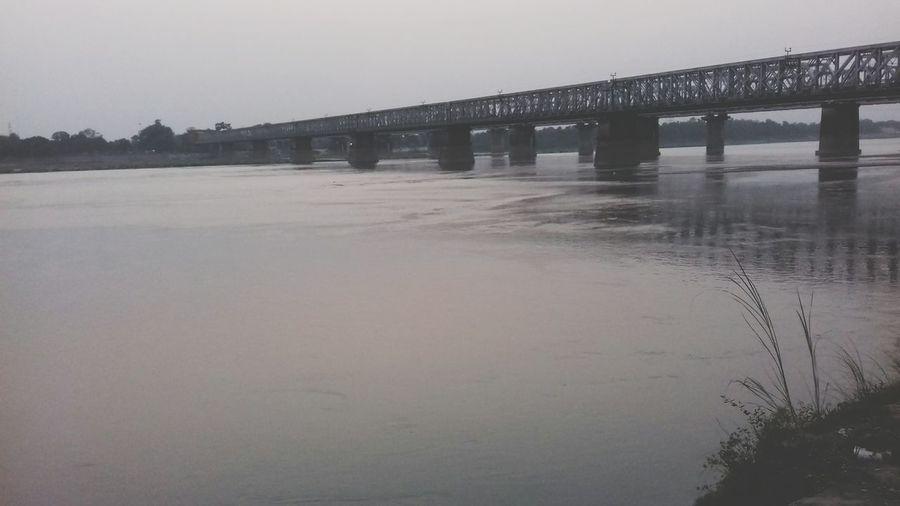 Ganga ghat First Eyeem Photo
