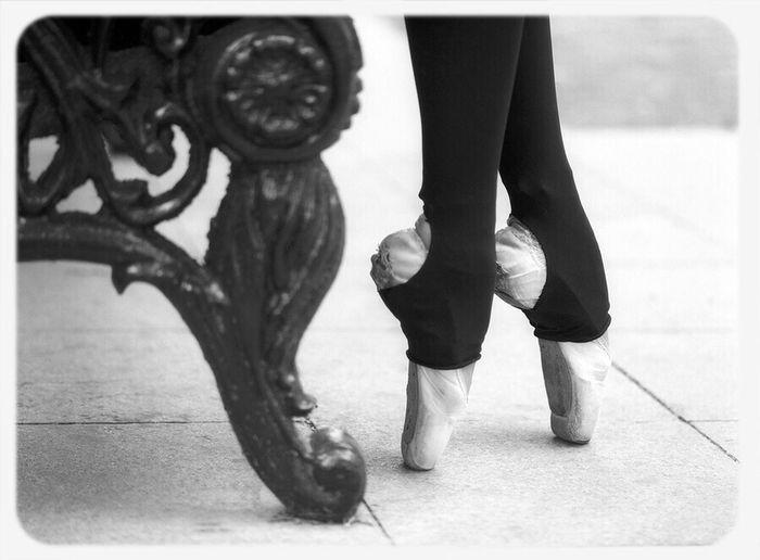 A Little Ballet ?