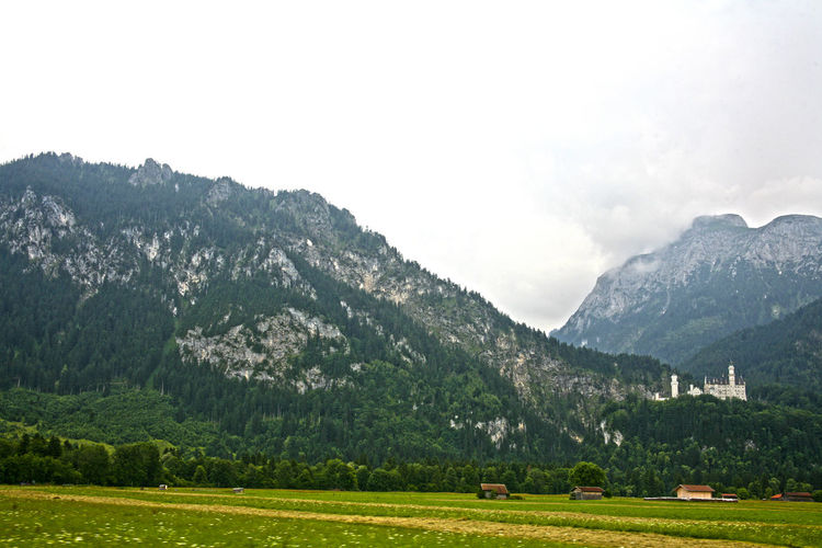 Feel The Journey Alps Mountains Field Landscape Landscape_Collection Green Bavaria Bavarian Alps Summertime Journey