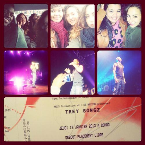 Conciertazo De Trey Songz. He Is Simply Amazing <3