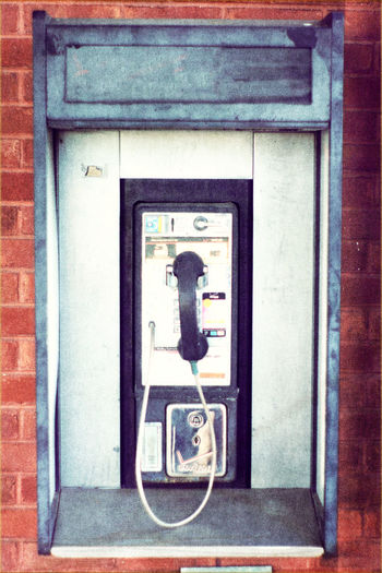 Bad Condition Close Up Coin Operated Color Manipulation Convenience Deterioration Obsolete Old-fashioned Retro Styled Technology