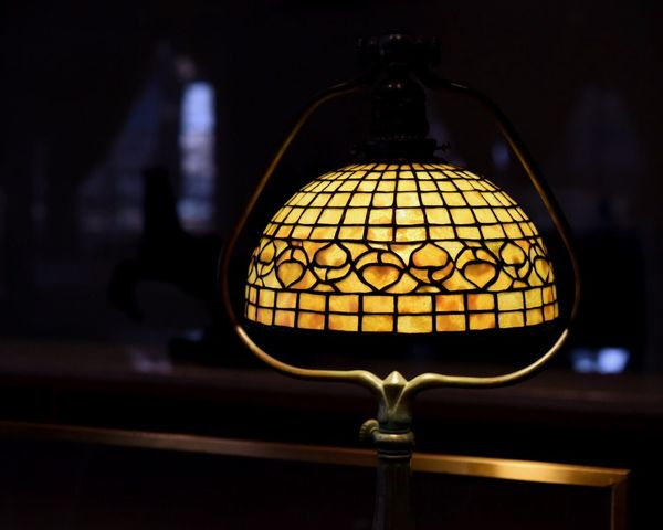 Stendglass My Favourite Place Relaxing Indoors  Illuminated No People Focus On Foreground Close-up Night Lamp Shade