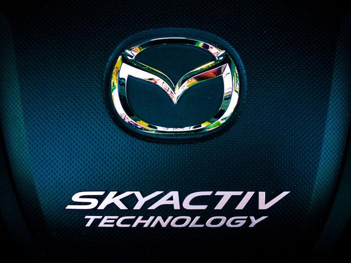 """My Best Engine"" Mazda2 Skyactive Technology Sedan Engine Cover Close-up Car Huawei P9 Plus Close Up Technology"