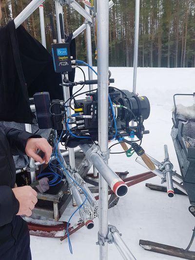 Film Sweden I Love My Job! Filmset Life On Set ARRI Setlife Film Location Focus Puller 1-AC Love ARRI Arri Wcu4 Boxx Atom Wcu 4 Arri Mini new job feature film.