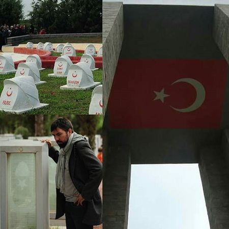 Ruhlarınız şad olsun büyük kahramanlar... çanakkalegeçilmez 18Mart 1915 Gelibolu Gallipoli