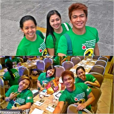 Let's do the selfie's after the convention???MedTech Midyearconvention Camsur