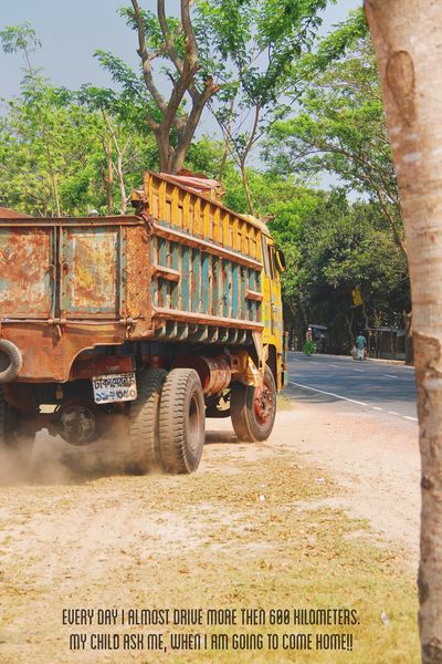 Transportation Tree Mode Of Transport Land Vehicle Day Outdoors No People Nature @anickchowdhurymp EyeEmNewHere Eyeembangladesh