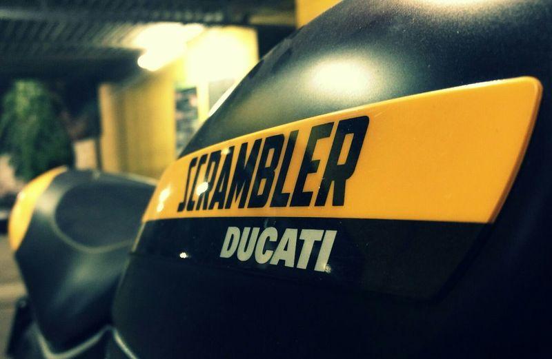 Bikes Passion Rides Ducati Speed Yellow Thrill Close-up Travel First Eyeem Photo