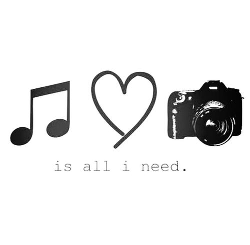 that's All I Need ♥_♥