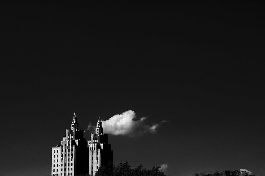 New York Manhattan Central Park No People Outdoors The Week On EyeEm Cloud - Sky Black And White Fine Art Photography EyeEm Best Shots Eyeemphotography Monochrome Cloud Blackandwhite New York City Atmosphere Black And White Friday Travel Traveling The Graphic City