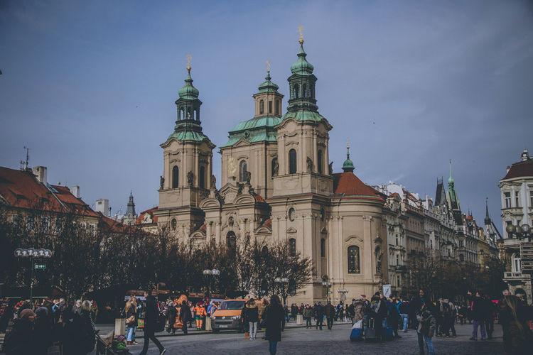 City Prague