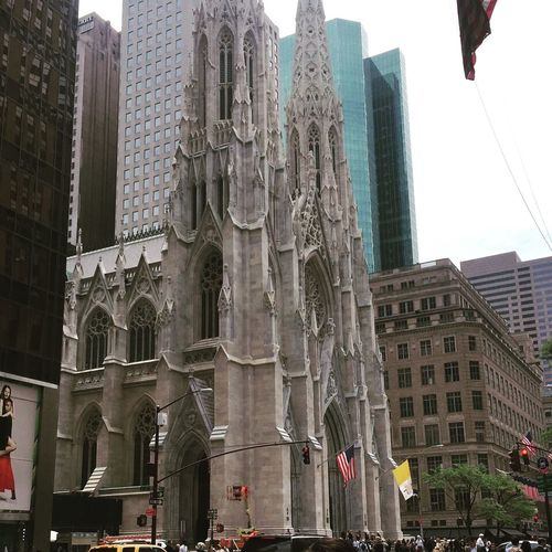 St Patrick's Cathedral New York Buildings Architecture Architecture_collection NYC NYC Photography Churches