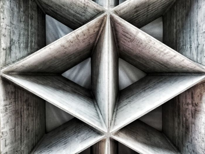 Wandmuster Wood - Material Close-up Architecture Geometric Shape Architectural Detail Rectangle Architecture And Art Shape Hexagon Backgrounds Square Shape