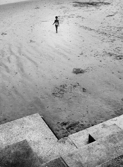 Beach day! Urban Documentary Streetphotography Beach Blackandwhite