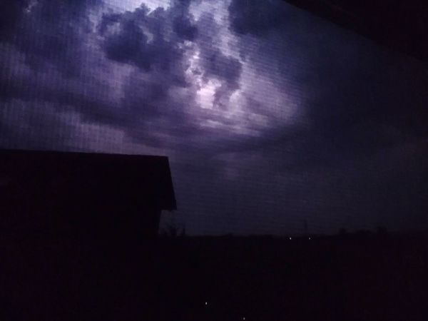 Weather Night Cloud - Sky Storm Cloud Dark No People Storm Thunderstorm Built Structure Low Angle View Sky Architecture Outdoors Building Exterior Nature Lightning The Night Lightning Behind Clouds ThunderStorm⚡ Lightning Flash In Sky Gewitterwolken Dramatic Sky