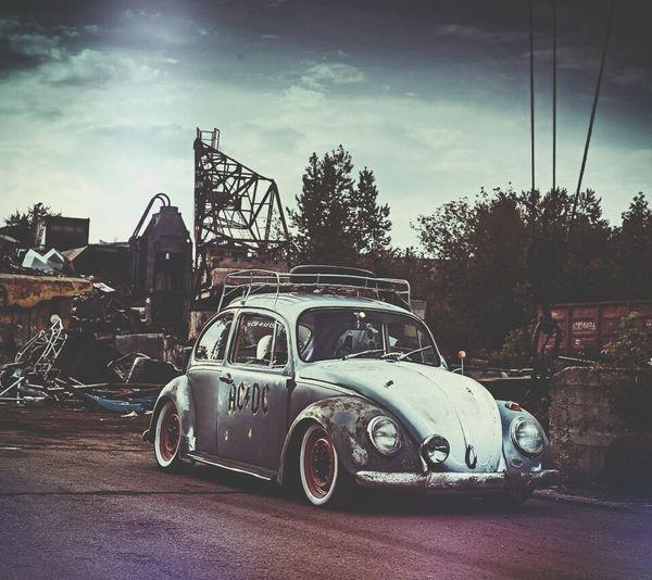AC/DC Car