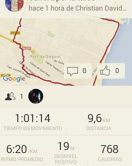 Run Runforfun Runner Time2run Running con @karol_robles_