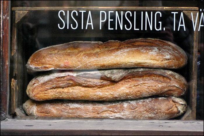 Baker Baking Delicious Food Fresh Baked Bread Freshness Loa Retail  Stack Still Life Swedish Bread