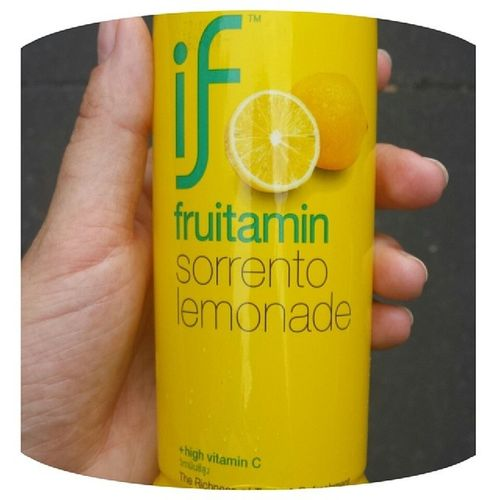 Fruitamin lemonade ♡ love it ♡ 》》》 delidious | superlecker Healty Healthydrink Vitaminbombe Vielfruchtfleisch lecker erfrischend