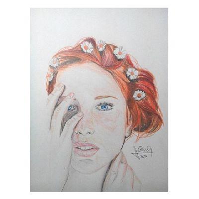 Del modelo al papel, de la imaginación al trazo. Del boceto al cuadro. Draw Art Colour