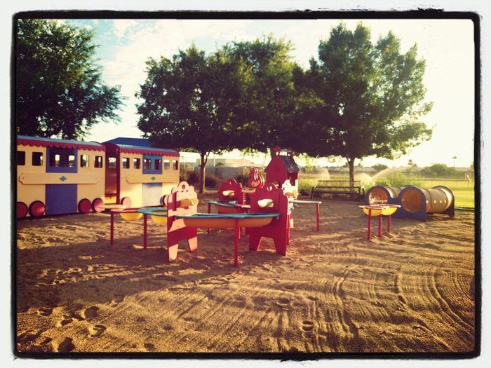 Gilbert Good Morning Train Park