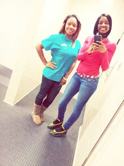 Me & Nicole (: