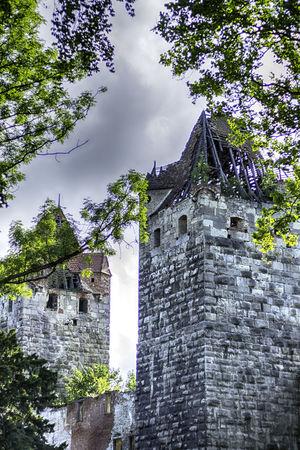 Old Castle Pottendorf Architecture Castle Castle Ruin Lost Place Lost Places Lostplace Lostplaces Nature Old Buildings Ruined Building Ruins Ruins Architecture Rural Scene