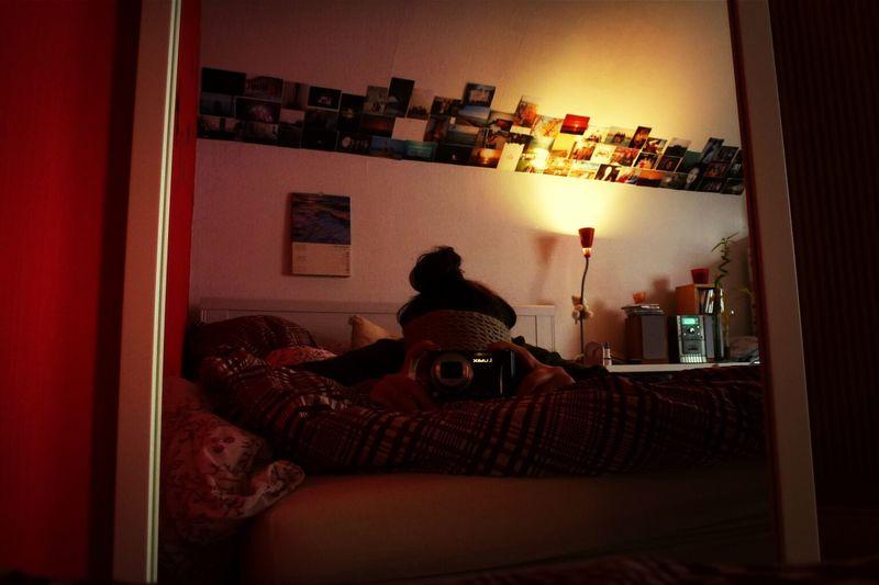 Relaxing InBed Me Dutt