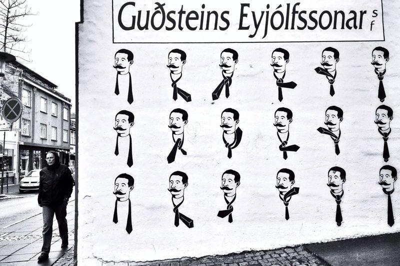 Street art in Reykjavik (Iceland). Used: iPhone and snapseed. Street Art Streetphoto_bw Traveling Art