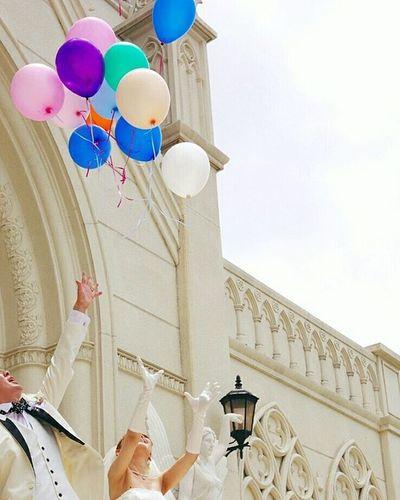 Wedding Balloon Lumix Lumixgf2 GF2 パナソニック Panasonic  Panasoniclumix 単焦点レンズ ファインダー越しの私の世界 写真撮ってる人と繋がりたい 写真好きな人と繋がりたい カメラ好きな人と繋がりたい 結婚式 風船 バルーン バルーンリリース ポートレート ウェディング ウェディングフォト ウエディングバルーン