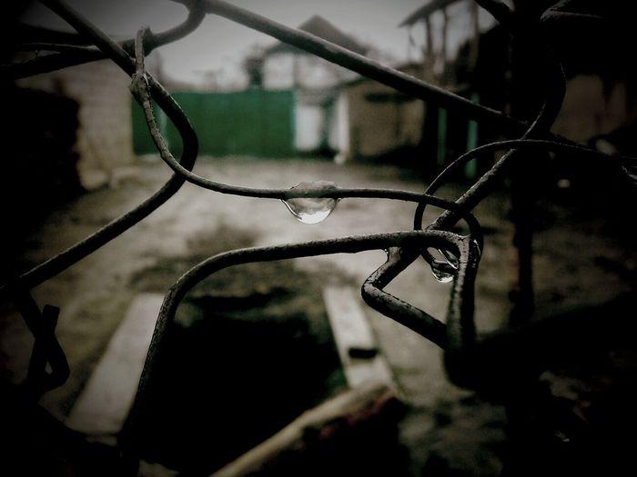 yağış yağır...
