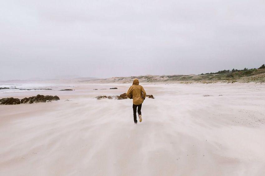 Running with the sand. Henderson Bay, New Zealand. The Explorer - 2014 EyeEm Awards The Environmentalist – 2014 EyeEm Awards Fresh On Market 2018