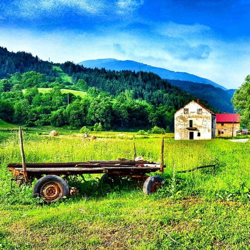 Village Life Village House Village View No People Beauty In Nature Sky And Clouds Besteyeemtravel