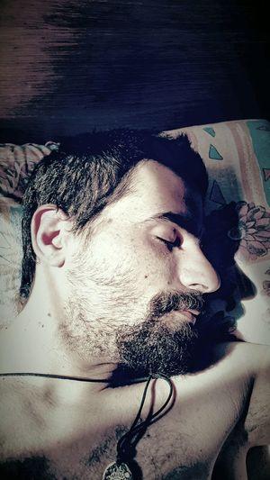 Bae caught me sleeping... Feelingtrolly