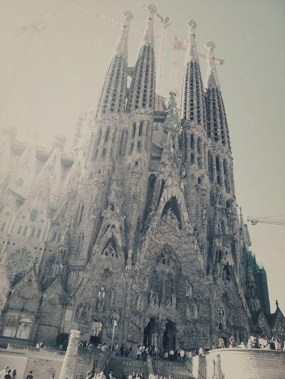 Barcelona Love Sagradafamilia Followme