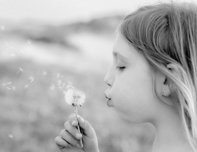 Innocence Innocence Of A Child Innocence Innocence Of Youth Child Childhood Dandelion Dandelions Dandelion Seeds Dandelionfluff Dandelion Collection Dandelion In Spring Blowingdandelions Flowers, Nature And Beauty Springtime Spring Flowers Portraits Portrait Portrait Of A Girl Black And White The Great Outdoors - 2016 EyeEm Awards The Portraitist - 2016 EyeEm Awards Natural Light Portrait