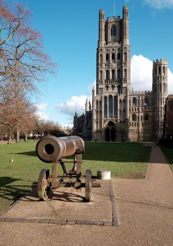 Ely Cathedral Cambridgeshire Cannons Early Spring West Front Architecture Gothic Fujifilm_xseries