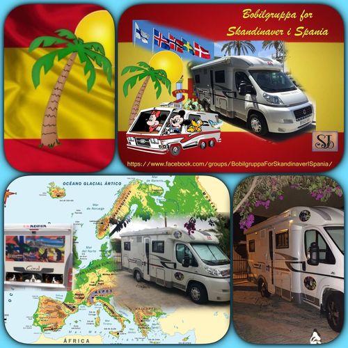 Dersom du skal mot #Spania i sommer (det er fortsatt #sommer og #varmt og fint her nede) så er kanskje dette #gruppen for deg: https://www.facebook.com/groups/BobilgruppaForSkandinaverISpania/ #autocamper Autocaravana Whonwagen Bobil Motorhome #bobil #bobiliSpania #motorhome #Whonwagen