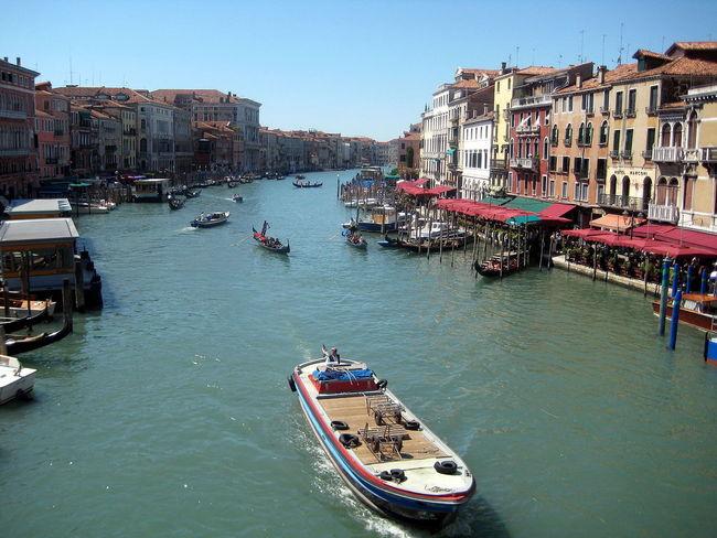 080826 Built Structure Galpay Italia Veneto Italy Venezia Venice, Italy World Heritage Site