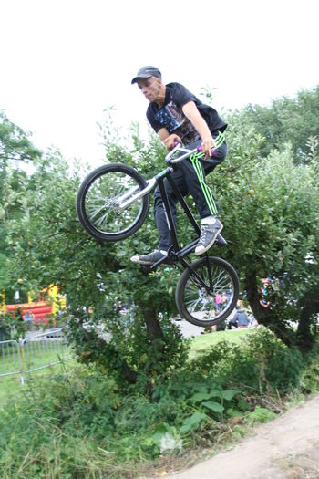 Bmx  Tricks Fly Flying High