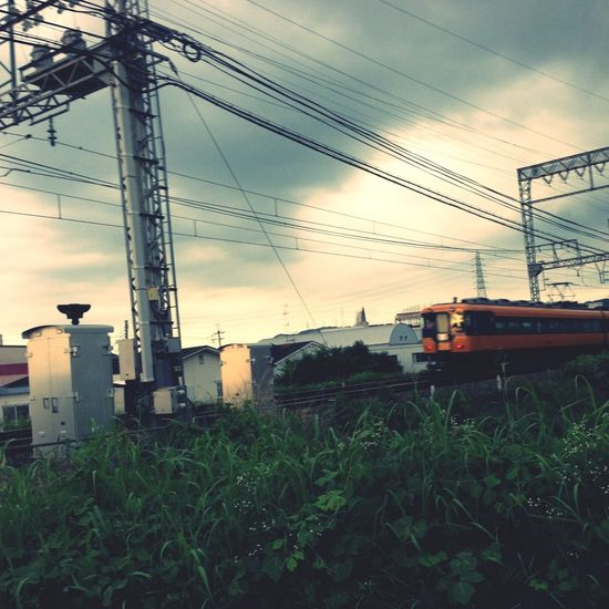 IPhoneography 帰り道