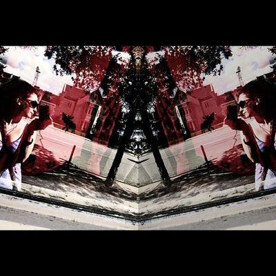 A lil fun with double exposure for a Stopdropandselfie for @sirstrange_ ! Hi! Hi! Hi! Hi! Lol