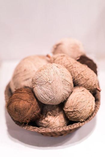 Brown Thread