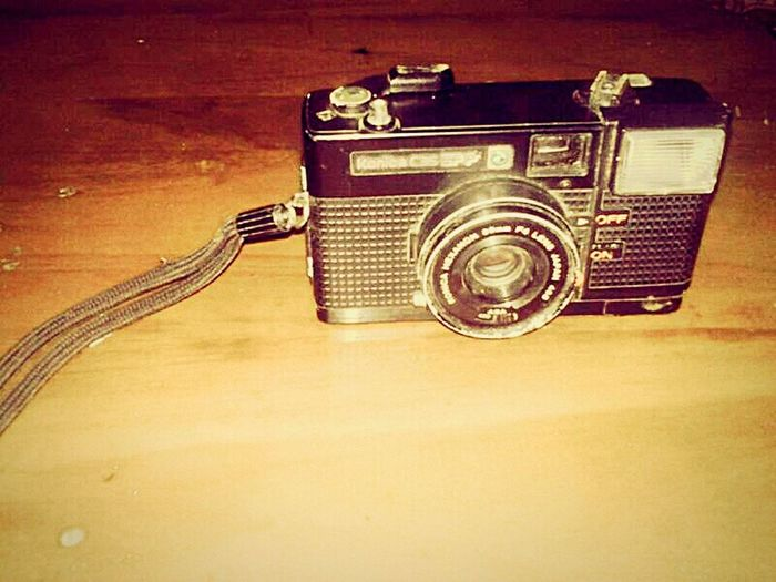 My father old cam Art Vintage OldCam JustFun